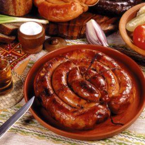 Оболочка для колбас и сосисок